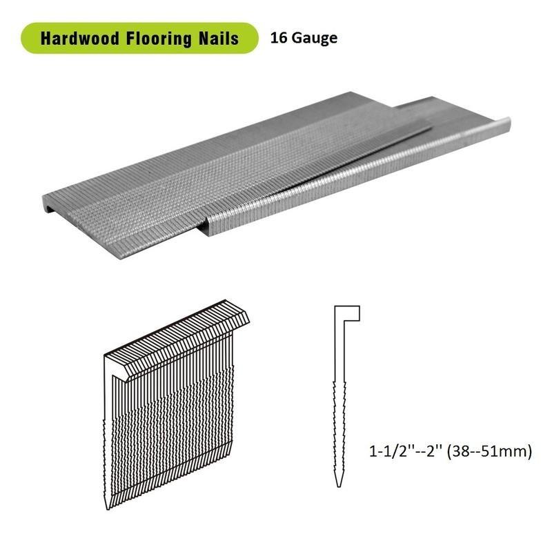 "Senco 2/"" Hardwood Flooring Cleat Nails"